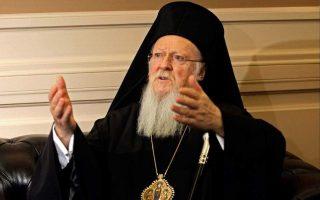 patriarchis-vartholomaios-sygkinoymai-otan-epistrefo-stin-imvro0
