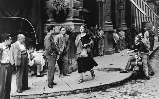 © American Girl in Italy, Florence, 1951 Copyright 1952, 1980 Ruth Orkin Courtesy Ruth Orkin Photo Archive