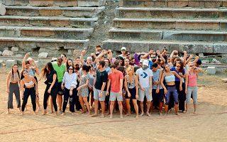 Οι συμμετέχοντες στα μαθήματα για το αρχαίο θέατρο θα λαμβάνουν πιστοποιητικό και ακαδημαϊκές μονάδες από το Πανεπιστήμιο Πελοποννήσου με το πέρας της διοργάνωσης και έπειτα από αξιολόγηση.