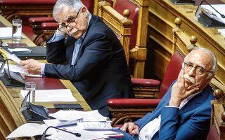 Οι δύο αρμόδιοι της μεταναστευτικής πολιτικής ή ο λόγος για τον οποίο δεν υπάρχει μεταναστευτική πολιτική στην Ελλάδα...