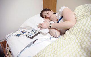 Πολλοί άνθρωποι με προβλήματα ύπνου καταφεύγουν σε εξειδικευμένες κλινικές. Τέτοιες διαταραχές μπορούν να απορρυθμίσουν σε σημαντικό βαθμό το βιολογικό μας ρολόι.
