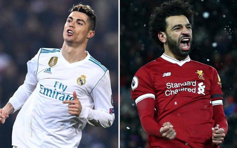 Τελικός Champions League: Μοχάμεντ Σαλάχ εναντίον Κριστιάνο Ρονάλντο