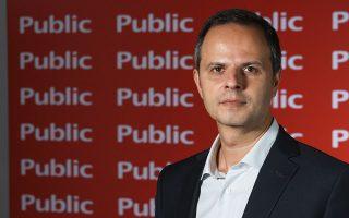 Ο διευθύνων σύμβουλος των Public, Χρήστος Καλογεράκης, αποκαλύπτει τα επόμενα σχέδια της εταιρείας, που περιλαμβάνουν τη δημιουργία marketplace και στην κυπριακή αγορά και την ίδρυση νέων φυσικών καταστημάτων.