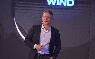Δημιουργήσαμε ένα καταπληκτικό δίκτυο 4ης γενιάς στην κινητή, λέει ο πρόεδρος και διευθύνων σύμβουλος της Wind, Nάσος Ζαρκαλής.