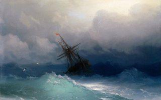 Eίκοσι χρόνια από τη ζωή του ο Τζόζεφ Κόνραντ τα πέρασε σε ωκεανούς, καταστρώματα, καμπίνες, ναυάγια και λιμάνια, από τον Ειρηνικό έως τον Ινδικό Ωκεανό.