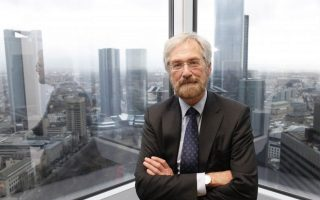 Ο κ. Πέτερ Πράετ δήλωσε χθες, στο πλαίσιο ομιλίας του στο Βερολίνο, ότι «την επόμενη εβδομάδα το διοικητικό συμβούλιο της ΕΚΤ θα πρέπει να αξιολογήσει αν έχει σημειωθεί η απαιτούμενη πρόοδος ώστε να ξεκινήσει η σταδιακή μείωση των μέτρων ποσοτικής χαλάρωσης».