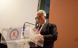 Κεντρικός ομιλητής της βραδιάς ο Ελευθέριος Σκιαδάς. Σκοπός της σύναξης, η επανενεργοποίηση του συλλόγου των αποφοίτων.