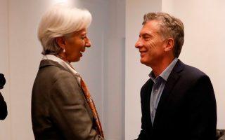 Αν και η επικεφαλής του ΔΝΤ Κριστίν Λαγκάρντ κατέληξε σε συμφωνία με τον κ. Μάκρι, η τελική επικύρωσή της θα πρέπει τυπικά να γίνει από το διοικητικό συμβούλιο του Ταμείου.
