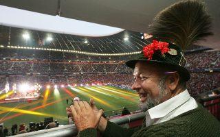 Η γερμανική Μπουντεσλίγκα παραμένει το ευρωπαϊκό πρωτάθλημα που συγκεντρώνει τον περισσότερο κόσμο, με 44.000 θεατές κατά μέσον όρο.