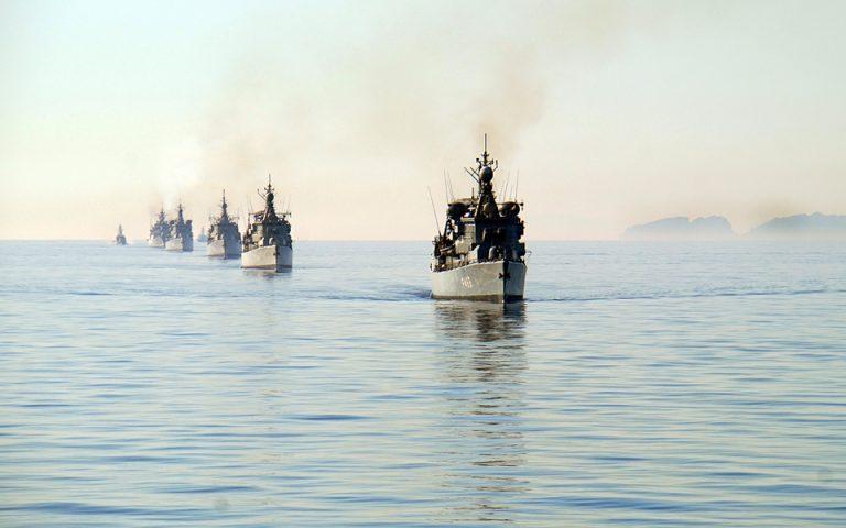 Χωρίς πυξίδα στη «ναυμαχία» της Ανατολικής Μεσογείου