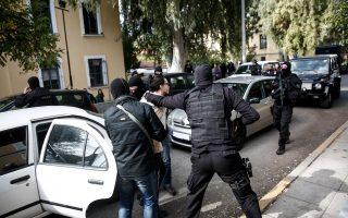 Αστυνομικοί εκτιμούν ότι μέσω του λογαριασμού ο Κωνσταντίνος Γιαγτζόγλου (φωτ.) χρηματοδότησε την «τρομο-καμπάνια» με τα παγιδευμένα δέματα που κατηγορείται ότι ταχυδρόμησε στον Λουκά Παπαδήμο και σε αξιωματούχους της Ε.Ε.