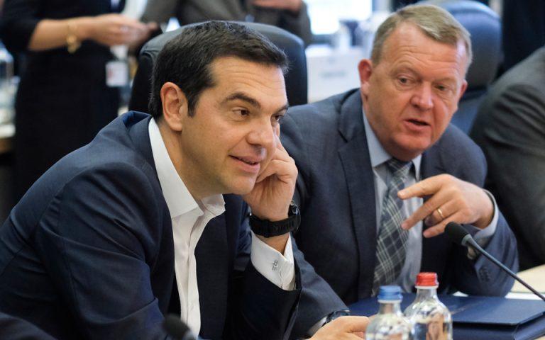Οι προτάσεις του Τσίπρα στη Σύνοδο για το μεταναστευτικό