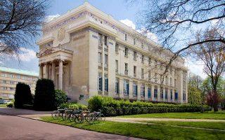 Το Ελληνικό Ιδρυμα εγκαινιάστηκε το 1932 και πολλοί σημαντικοί Ελληνες –φιλόσοφοι, καλλιτέχνες, αρχιτέκτονες, πολιτικοί– έχουν μείνει εκεί.
