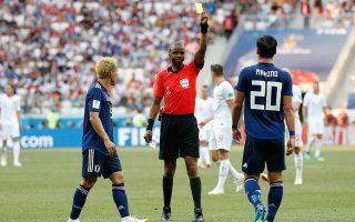 Η αυλαία της φάσης των ομίλων έπεσε χθες με την Ιαπωνία να παίρνει την πρόκριση λόγω καρτών, το Βέλγιο να νικά 1-0 την Αγγλία και την Τυνησία να πετυχαίνει την πρώτη της νίκη σε Μουντιάλ ύστερα από 40 χρόνια.