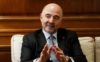 Αν η Ελλάδα τηρήσει το δικό της μέρος της συμφωνίας, τότε όλοι οι εταίροι πρέπει να τηρήσουν το δικό τους, λέει ο επίτροπος Νομισματικών Υποθέσεων Πιερ Μοσκοβισί.