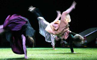 Ο Κωνσταντίνος Ρήγος παρουσιάζει την παράσταση μπαλέτου «Η ιεροτελεστία της άνοιξης» στις 24/6.