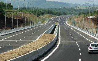 Η εργολαβία-σκούπα περιλαμβάνει τα 32,2 χλμ. από τα 48,5 χλμ. του οδικού άξονα.
