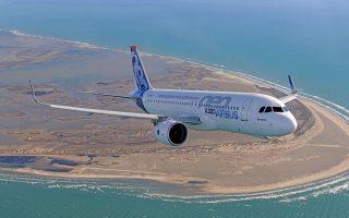 Η Aegean υπέγραψε με την Airbus τη σύμβαση για την αγορά έως 42 αεροσκαφών της οικογένειας Α320neo.