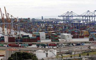 Τον Μάιο διακινήθηκαν 360.500 εμπορευματοκιβώτια από το λιμάνι του Πειραιά.