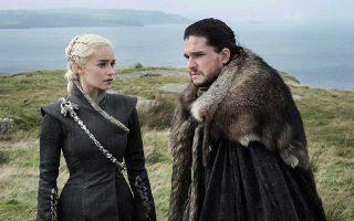 Ντενέρις και Τζον Σνόου: Πιθανότατα οι δύο δημοφιλέστεροι χαρακτήρες της σειράς θα πρωταγωνιστήσουν και στην τελευταία σεζόν.