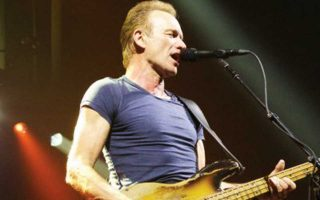 «Sting in Athens» για δύο βραδιές.