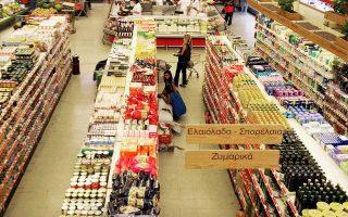 Η μεγαλύτερη αύξηση της αξίας πωλήσεων παρατηρείται στην κατηγορία των άλλων προϊόντων νοικοκυριού (8,2%), ακολουθούν τα κατεψυγμένα τρόφιμα (7,6%), τα μη αλκοολούχα ποτά, τα γαλακτοκομικά (4,5%), τα συσκευασμένα τρόφιμα (4%), τα καθαριστικά σπιτιού και απορρυπαντικά (3,7%).