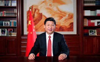Ο πρόεδρος της Κίνας, Σι Τζινπίνγκ (φωτ.), προσκάλεσε και υποδέχθηκε στο Πεκίνο 20 ηγετικά στελέχη επιχειρηματικών κολοσσών, από τον Ντέιβιντ Σόλομον της Goldman Sachs και τον Χέρμπερτ Ντίες της Volkswagen μέχρι τον Λακσμί Μιτάλ της ArcelorMittal και τον Τόμας Πρίτζκερ του ομίλου ξενοδοχείων Hyatt Hotel.