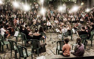 Από το 2014, το φεστιβάλ διοργανώνει και το φεστιβάλ βιολοντσέλου, το μοναδικό στην Ελλάδα αφιερωμένο σε Ελληνες και διεθνείς τσελίστες.