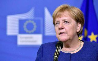 Μετά την «ευρωπαϊκή εκεχειρία», η Αγκελα Μέρκελ θα περιμένει την επόμενη κίνηση του βαυαρικού CSU.