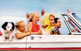 Οικογενειακό ταξίδι στο Τέξας (1968) (Φωτογραφία: © Jim Pond, © Kodak)