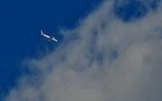 Ένα επιβατικό αεροπλάνο πετά πάνω από το Ναύπλιο, Δευτέρα 22 Ιανουαρίου 2018. ΑΠΕ-ΜΠΕ /ΑΠΕ-ΜΠΕ/ΜΠΟΥΓΙΩΤΗΣ ΕΥΑΓΓΕΛΟΣ