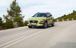 Το Kona είναι ο νέος αντιπρόσωπος της Hyundai στα μικρά SUV.