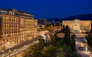 Το νέο ξενοδοχείο δεν θα είναι πεντάστερο, για να μη λειτουργεί ανταγωνιστικά έναντι των «Μεγάλη Βρεταννία» και «King George».