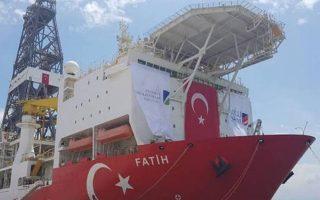 Με το συμβολικό όνομα «Φατίχ» (Πορθητής) βγήκε στο Αιγαίο το πλωτό γεωτρύπανο (πρώην «Deep Sea Metro II») και θα βρίσκεται, εκτός απροόπτου, τις αμέσως επόμενες ώρες στην Αττάλεια.