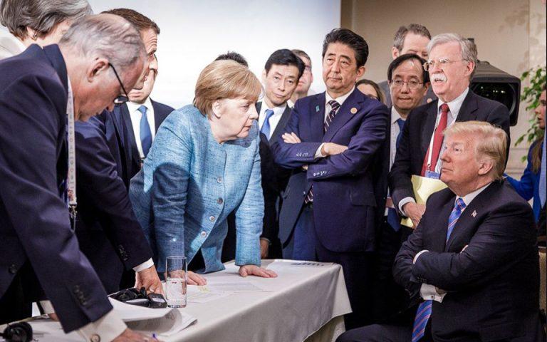 G7: Το παρασκήνιο της Συνόδου και τα σημεία τριβής με τον Τραμπ