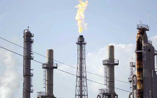 Η τιμή του αργού πετρελαίου στη Νέα Υόρκη παρουσίασε άνοδο 1,29%, φθάνοντας τα 66,22 δολάρια το βαρέλι μετά την ανακοίνωση στοιχείων που έδειξαν μεγάλη πτώση των αποθεμάτων στις ΗΠΑ, κατά 5,9 εκατ. βαρέλια την περασμένη εβδομάδα.