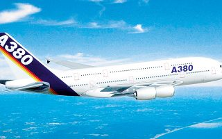 thyma-toy-terastioy-megethoys-toy-deichnei-na-peftei-to-airbus-a3800