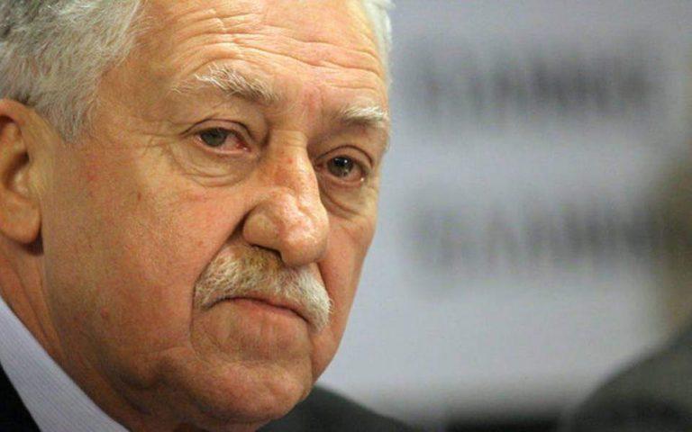 Απαισιόδοξος ο Κουβέλης για την απελευθέρωση των δύο Ελλήνων στρατιωτικών