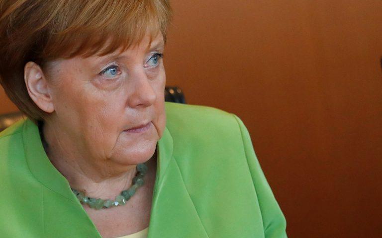 Μεταναστευτικό: Το 74,7% των Γερμανών δεν πιστεύει σε επιτυχή διαπραγμάτευση Μέρκελ με Ε.Ε.