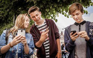 Στο κινητό μας απεικονίζεται με τον καλύτερο τρόπο η ραγδαία εξέλιξη της ψηφιακής τεχνολογίας και το πόσο επηρεάζει την καθημερινότητά μας.