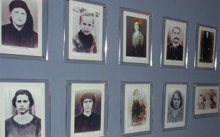 Φωτογραφία από το Μουσείο θυμάτων ναζισμού