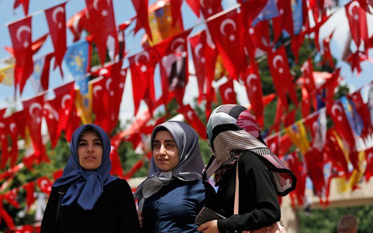 Στο Βέλγιο τα υψηλότερα ποσοστά Ερντογάν στην Ευρώπη