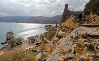 Η Σπιναλόγκα, στον νομό Λασιθίου, είναι έκτος από πλευράς εσόδων αρχαιολογικός χώρος σε όλη τη χώρα.