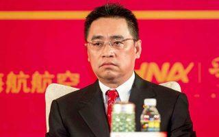 Ο Γουάνγκ Τζιαν, που το 2000 ίδρυσε μαζί με τον Τσεν Φενγκ την αεροπορική εταιρεία ΗΝΑ, υπήρξε από τους αρχιτέκτονες της επιθετικής επέκτασης του ομίλου στο εξωτερικό την περασμένη δεκαετία.