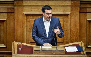 Ο Αλέξης Τσίπρας χαρακτήρισε τις αποφάσεις του Eurogroup της 21ης Ιουνίου «μεγάλη και ιστορική επιτυχία της χώρας».