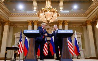 Είναι αλήθεια ότι ο Αμερικανός πρόεδρος χάρισε στον Πούτιν μια εντελώς ανέξοδη επικοινωνιακή νίκη. Και μόνον η πραγματοποίηση της συνάντησης κορυφής έβγαλε τη Ρωσία από τη διπλωματική «καραντίνα» όπου την είχαν θέσει οι Δυτικοί μετά την κρίση στην Ουκρανία.