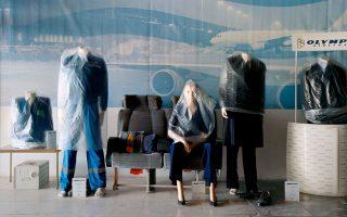 Αεροδρόμιο Ελληνικού, Αθήνα 2012. Από την έκθεση φωτογραφίας του Αβραάμ Παυλίδη «Νέα ερείπια». Μουσείο της Πόλης του Βόλου, Φερών 17. Διάρκεια έως 26 Αυγούστου.