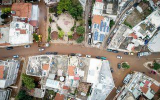 Σε πλημμύρα 50ετίας, οι πιο ευάλωτες περιοχές είναι οι οικισμοί Μάνδρας και Ελευσίνας, καθώς και η περιοχή ανατολικά της Μαγούλας και του Ασπροπύργου.