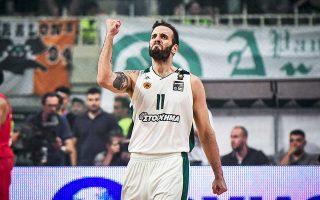 Μέσω Instagram ο Νίκος Παππάς ανακοίνωσε την παραμονή του στους πρωταθλητές Ελλάδος για τα επόμενα τρία χρόνια.