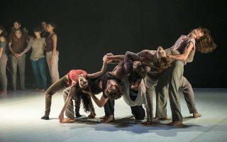 Ο Σαρόν Φρίντμαν και η ομάδα του παρουσιάζουν το «Free Fall».